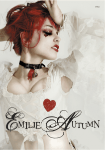 EmilieAutumnKoneko Midori 211x300 If You Could Only Know by Emilie Autumn