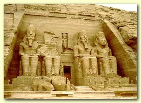 abusimbel1 Ancient Egyptian Love Poetry
