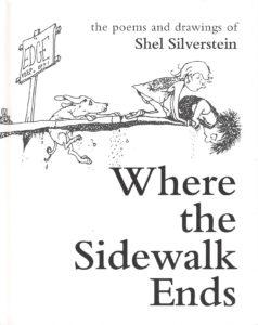 1411 238x300 Where the Sidewalk Ends by Shel Silverstein