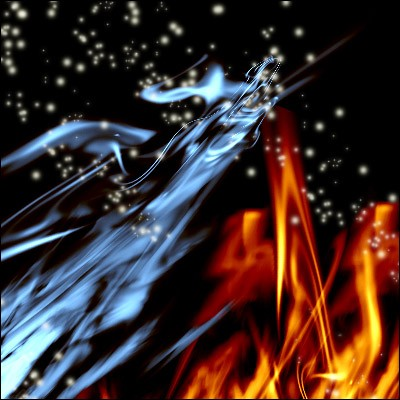 Fire and Ice by Zeda DMG Fire and Ice by Robert Frost