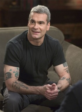 henry rollins2 Henry Rollins quote about his quest for true love