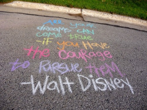 walt disney in rainbow 131748 530 398 500x375 Dreams quote by Walt Disney