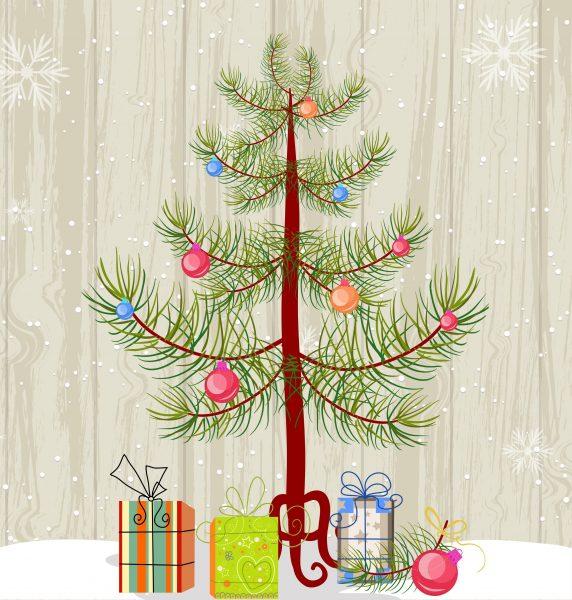 Beautiful Ee Cummings Christmas Tree Part - 6: PoetryGrrrl.com